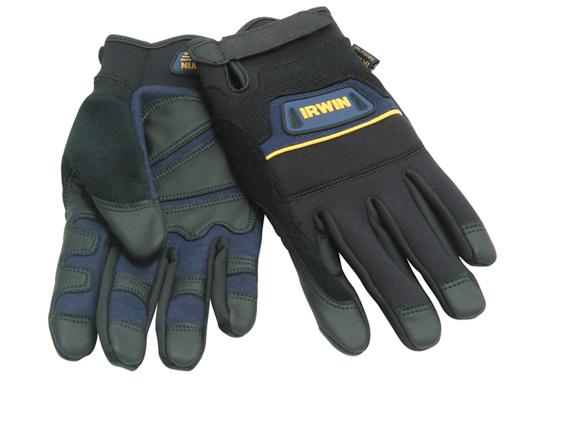 Thumbnail image of IRWIN Extreme Conditions Gloves - Large