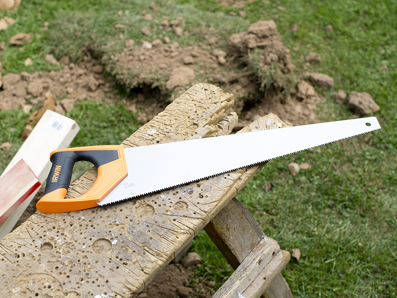 Thumbnail image of Irwin 880 UN Universal Panel Saw 500mm (20in) 8 TPI