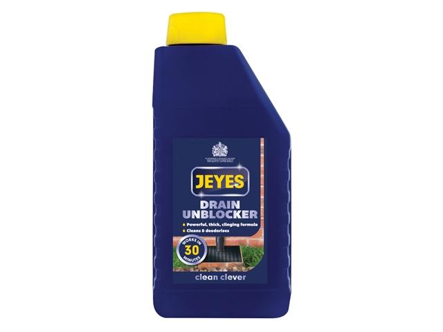 Thumbnail image of Jeyes Drain Unblocker 1 litre