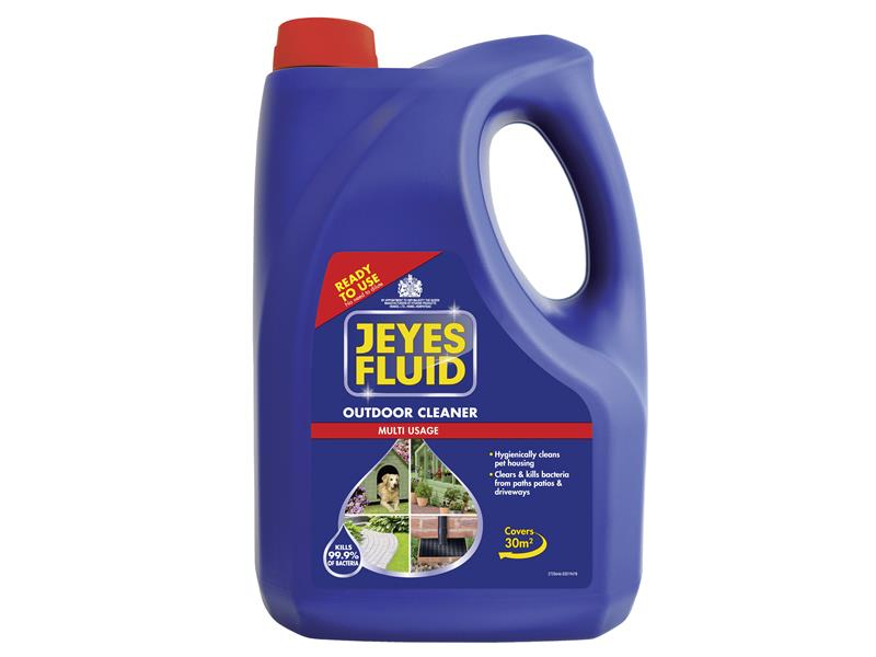 Thumbnail image of Jeyes Jeyes Fluid Ready To Use 4 litre