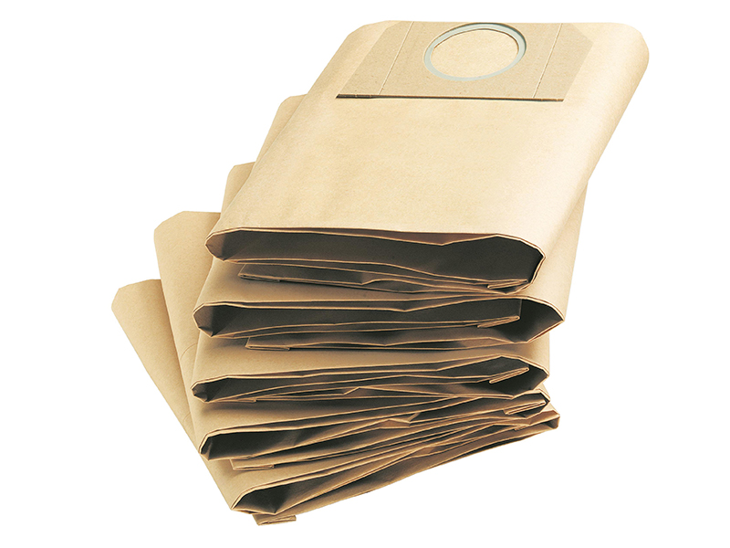 Thumbnail image of Karcher Dust Bags for A2204 & A2234PT Vacuum Pack of 5