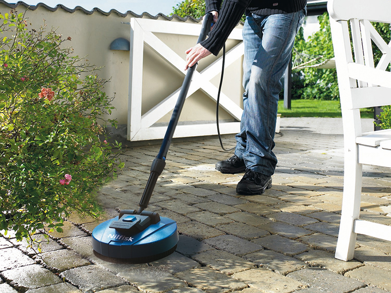 Thumbnail image of Nilfisk Alto Kew Click & Clean Mid Patio Cleaner