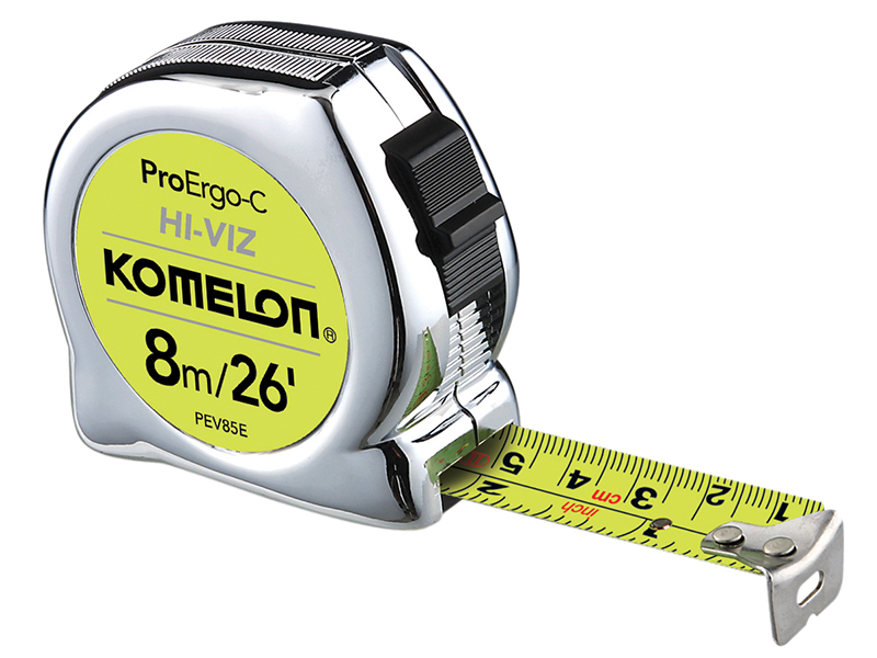 Thumbnail image of Komelon The ProErgo-C Tape 8m/26ft (Width 25mm)
