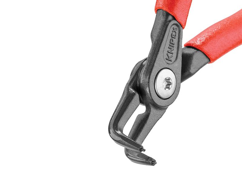 Thumbnail image of Knipex Precision Circlip Pliers Internal 90° Bent 19-60mm J21