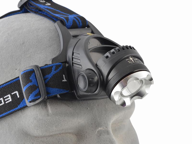 Thumbnail image of Lighthouse Elite 3W LED Zoom Headlight 120 lumens