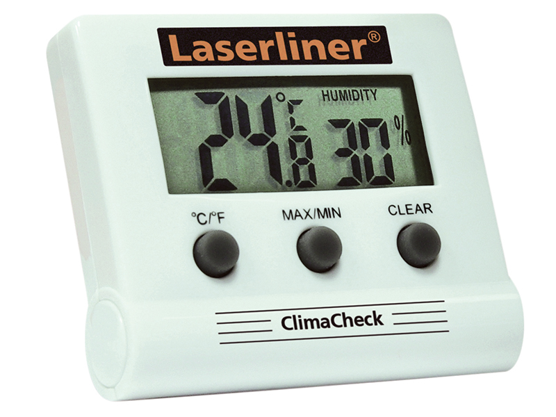 Thumbnail image of Laserliner ClimaCheck - Digital Humidity & Temperature