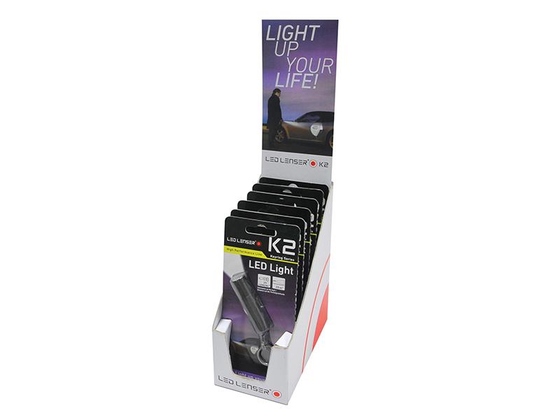 Thumbnail image of Ledlenser K2 LED Mini Keyring Torch (Blister Pack)