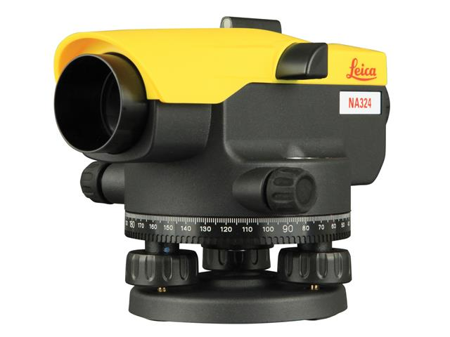 Thumbnail image of Leica NA324 Optical Level 360 Degrees (24x Zoom)
