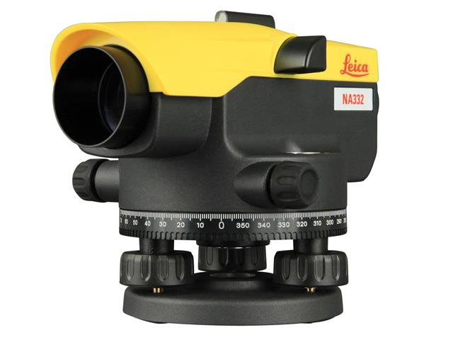 Thumbnail image of Leica NA332 Optical Level 360 Degrees (32x Zoom)