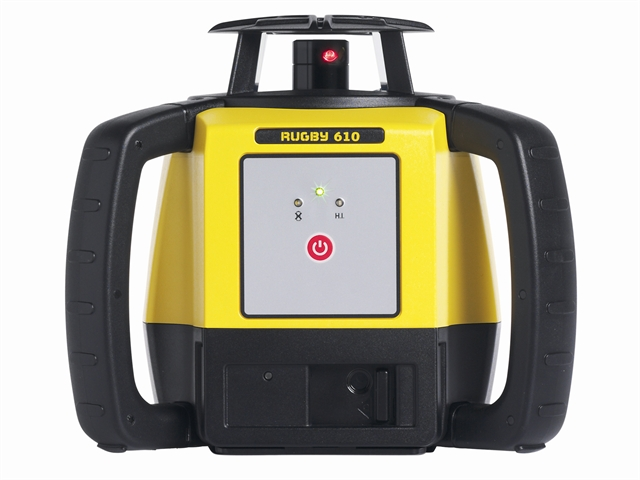 Thumbnail image of Leica Rugby 610 Rotating Laser Basic Alkaline
