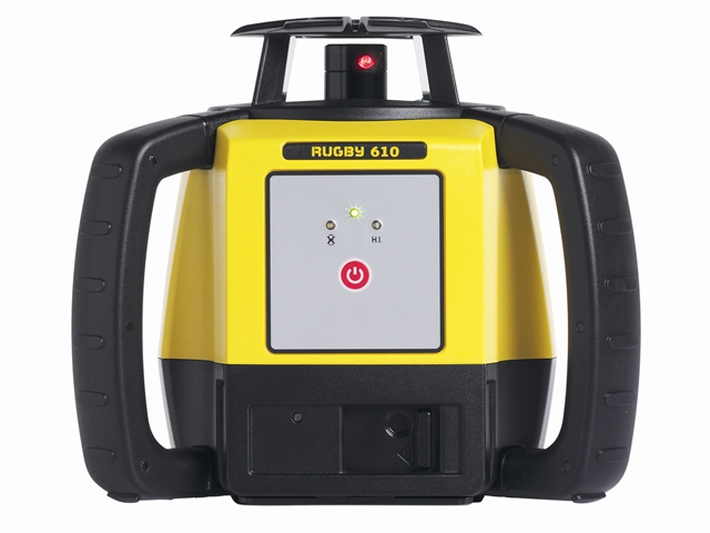 Thumbnail image of Leica Rugby 610 Rotating Laser Basic Li-ion