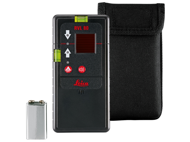 Thumbnail image of Leica RVL 80 Receiver Unit - Line Lasers Only