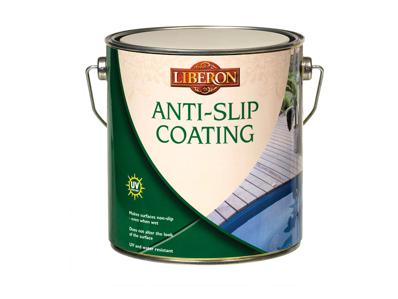 Thumbnail image of Liberon Anti-Slip Coating 2.5 litre