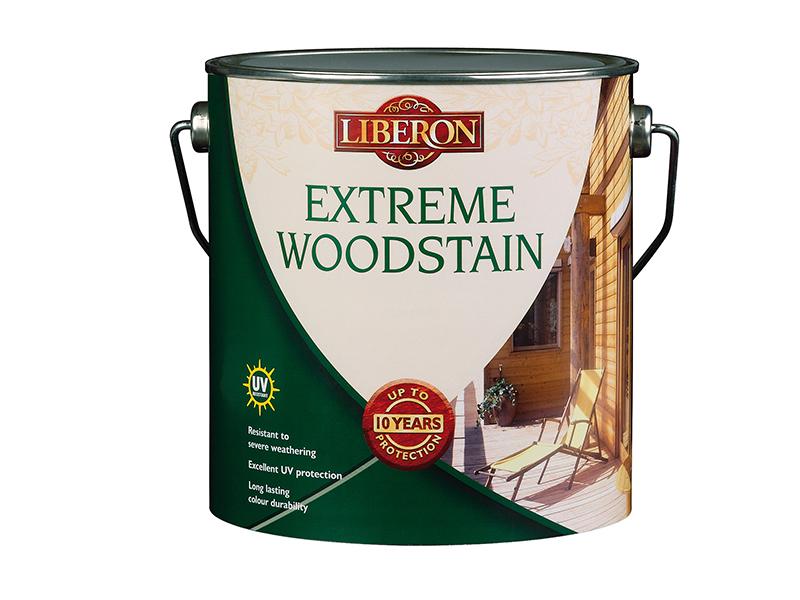 Thumbnail image of Liberon Extreme Woodstain Poplar 2.5 litre