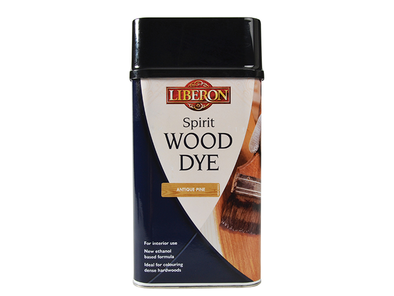 Thumbnail image of Liberon Spirit Wood Dye Antique Pine 1 litre