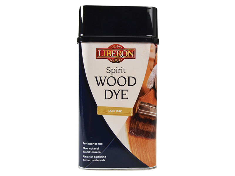 Thumbnail image of Liberon Spirit Wood Dye Light Oak 1 litre