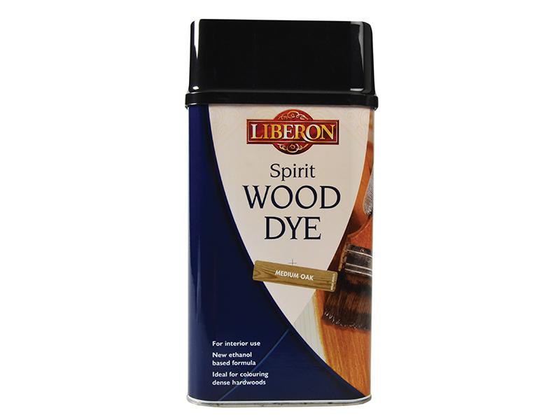 Thumbnail image of Liberon Spirit Wood Dye Medium Oak 1 litre