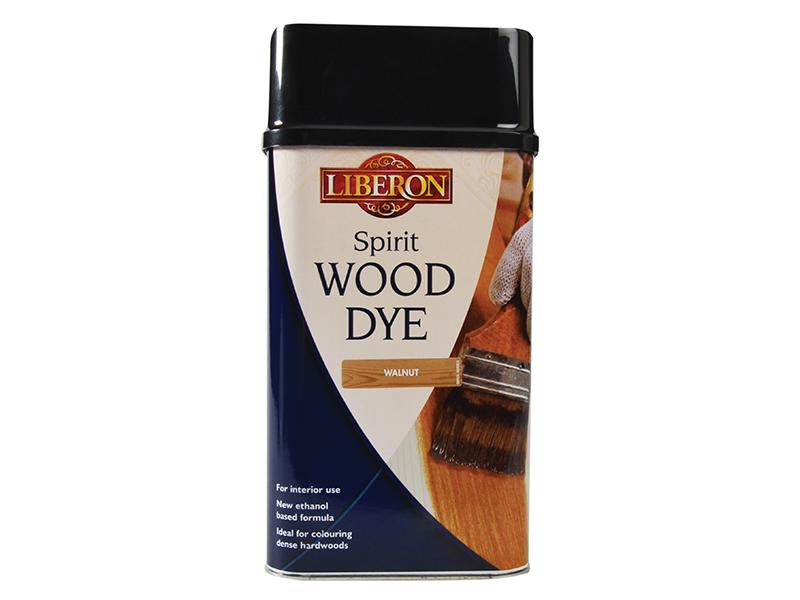 Thumbnail image of Liberon Spirit Wood Dye Walnut 1 litre