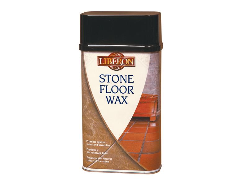 Thumbnail image of Liberon Stone Floor Wax 1 litre