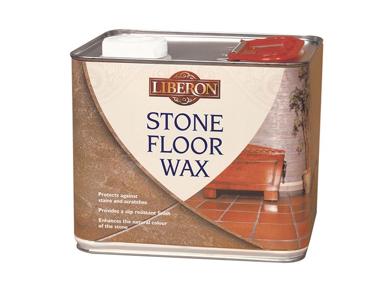 Thumbnail image of Liberon Stone Floor Wax 2.5 litre