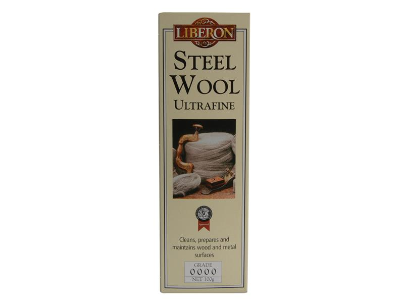 Thumbnail image of Liberon Steel Wool Grade 2 100g