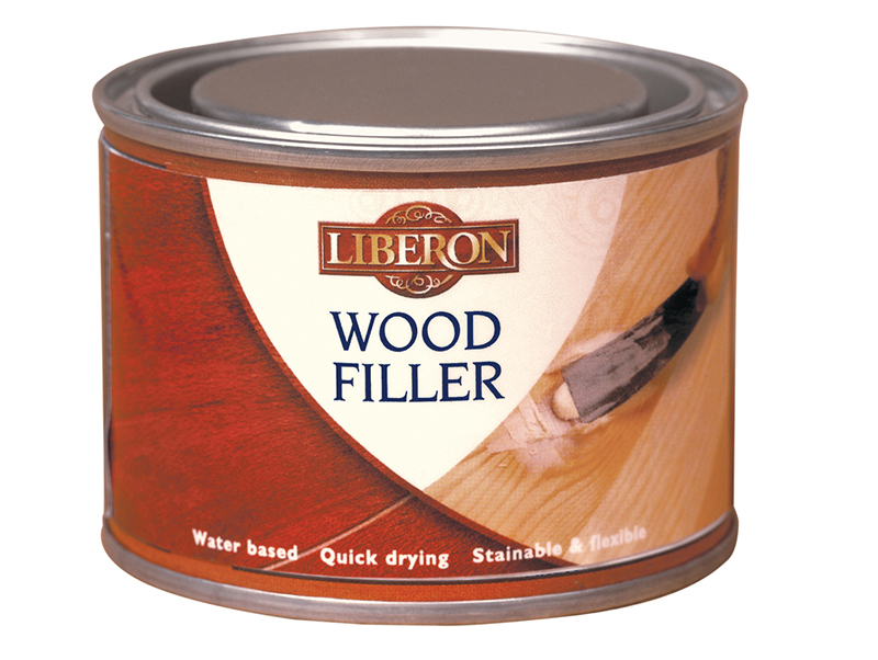 Thumbnail image of Liberon Wood Filler Dark Oak 125ml