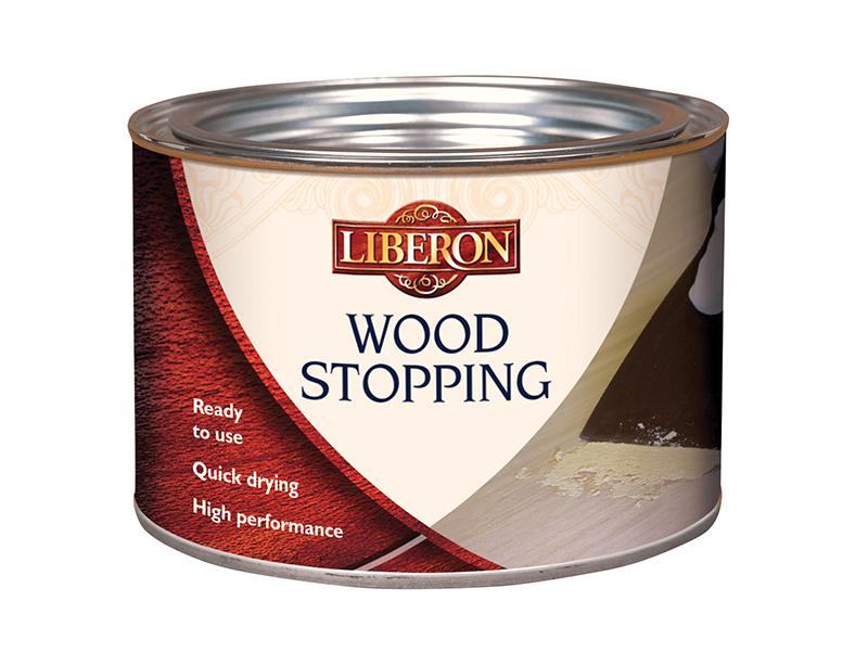 Thumbnail image of Liberon Wood Stop Antique Pine 125ml