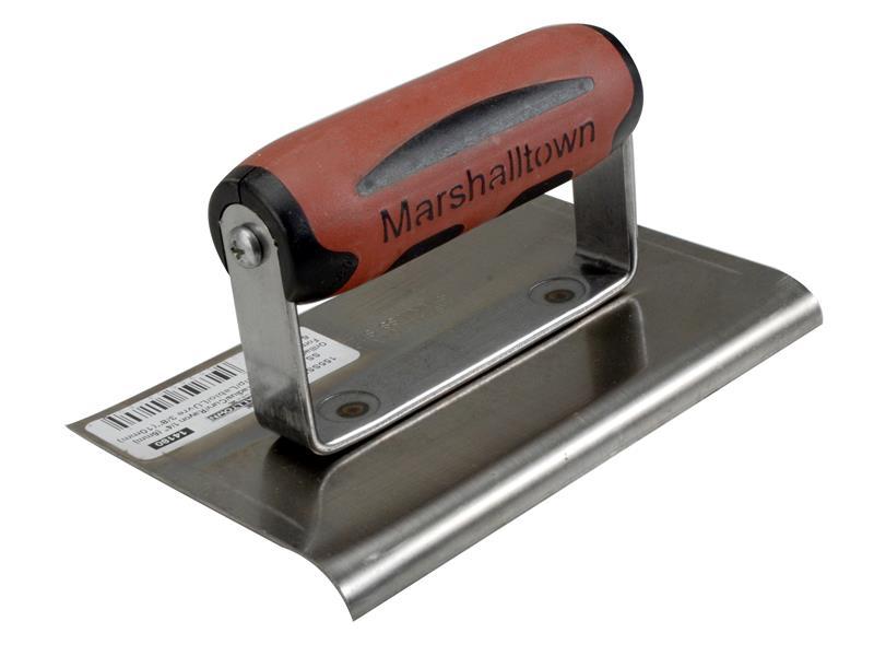 Thumbnail image of Marshalltown M2D Aluminium Plasterer's Hawk DuraSoft® Handle 338 x 338mm (13.5 x 13.5in)