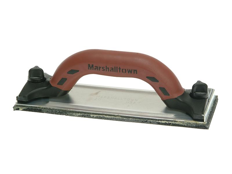 Thumbnail image of Marshalltown 20D Hand Sander DuraSoft® Handle 240 x 83mm (9.3/8 x 3.1/4in)