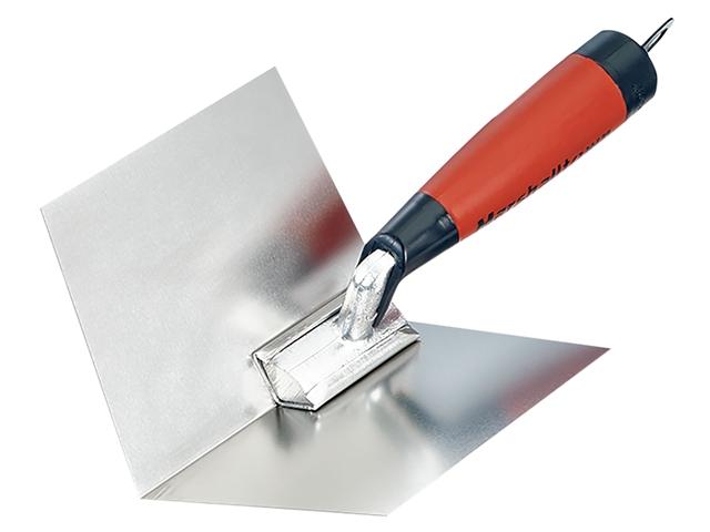 Thumbnail image of Marshalltown M23D Internal Dry Wall Corner Trowel DuraSoft® Handle