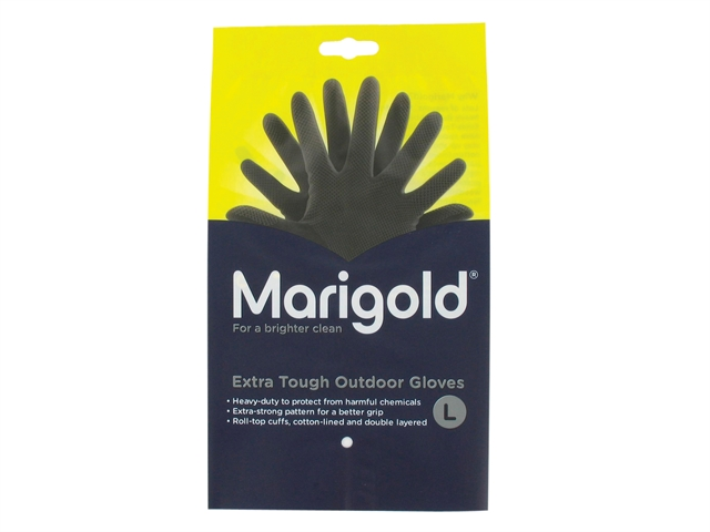 Thumbnail image of Marigold Extra Tough Outdoor Gloves - Large (6 Pairs)