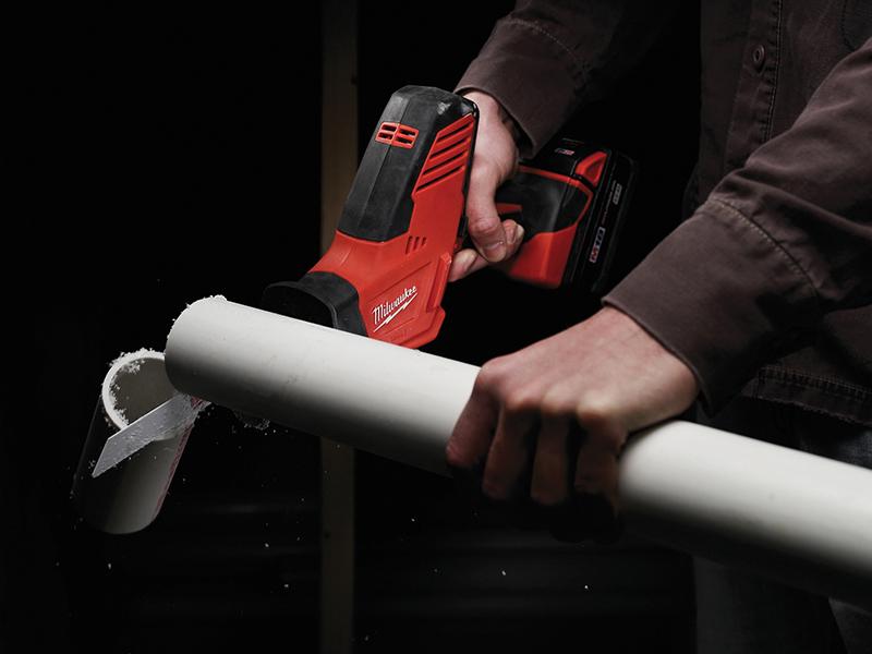 Thumbnail image of Milwaukee Power Tools C18 HZ-0 Compact Cordless Hackzall® 18V Bare Unit