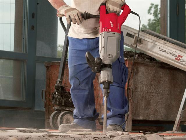 Thumbnail image of Milwaukee Power Tools Kango 900K Breaker K Steel Reception 1600W 240V