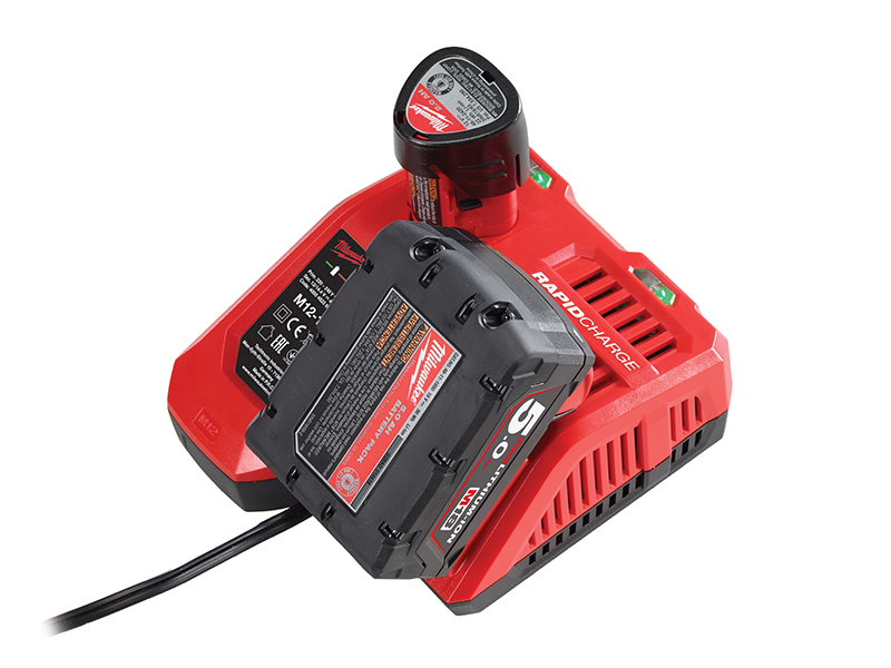 Thumbnail image of Milwaukee Power Tools M12-18 FC Rapid Charger