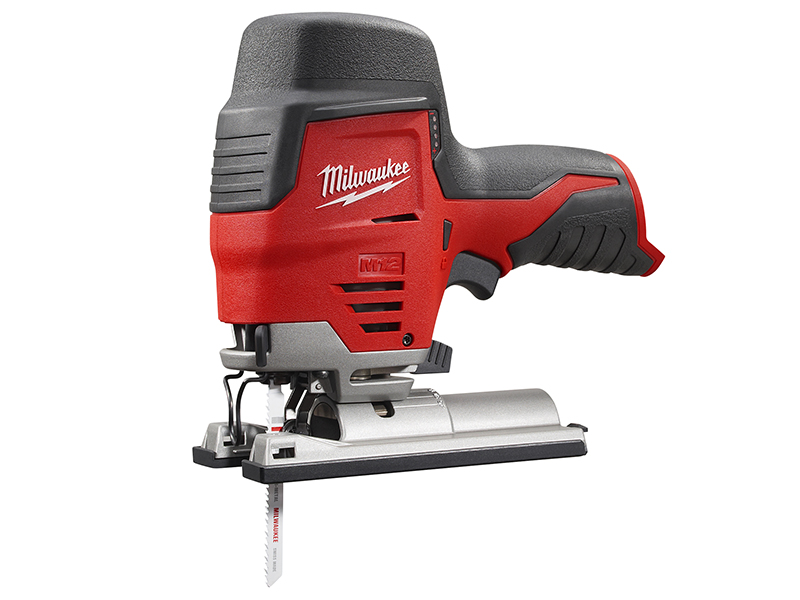Thumbnail image of Milwaukee Power Tools M12 JS-0 Sub Compact Jigsaw 12V Bare Unit