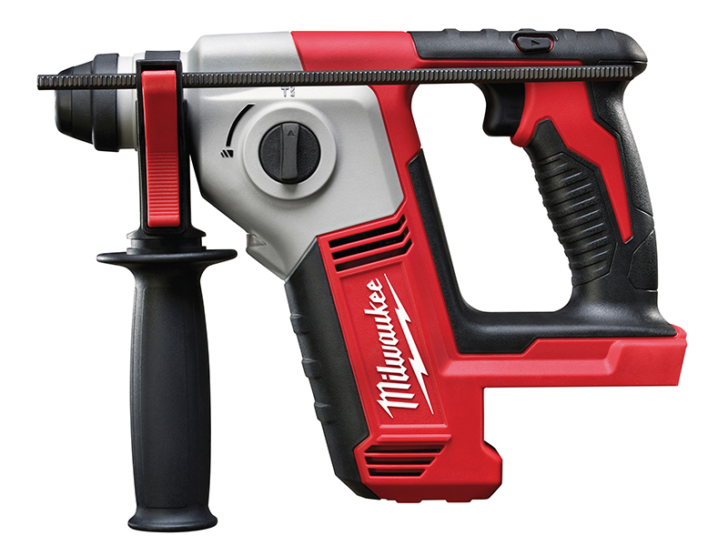 Thumbnail image of Milwaukee Power Tools M18 BH-0 SDS 2 Mode Hammer 18V Bare Unit