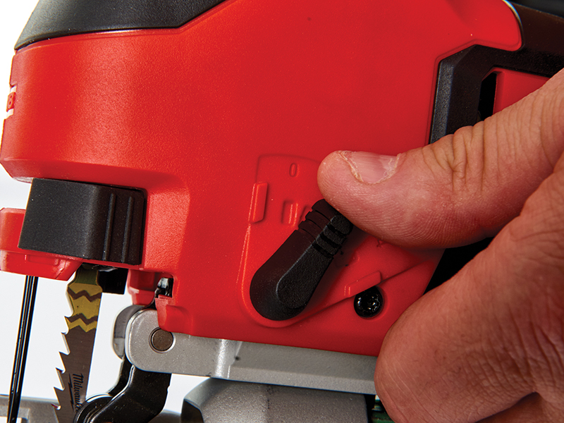 Thumbnail image of Milwaukee Power Tools M18 BJS-0 Jigsaw 18V Bare Unit