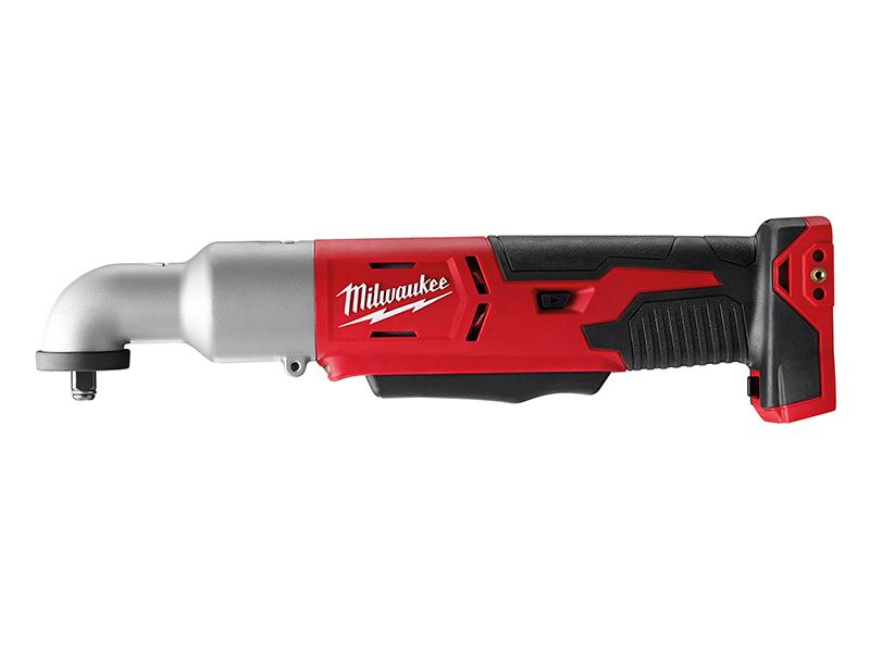 Thumbnail image of Milwaukee Power Tools M18 BRAIW-0 Right Angle Impact Wrench 18V Bare Unit
