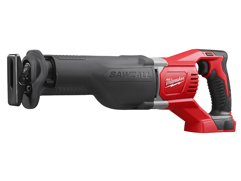 Thumbnail image of Milwaukee Power Tools M18 BSX-0 Reciprocating Saw 18V Bare Unit