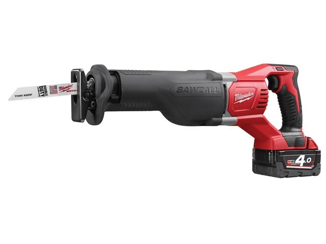 Thumbnail image of Milwaukee Power Tools M18BSX-402C Reciprocating Saw 18V 2 x 4.0Ah Li-ion