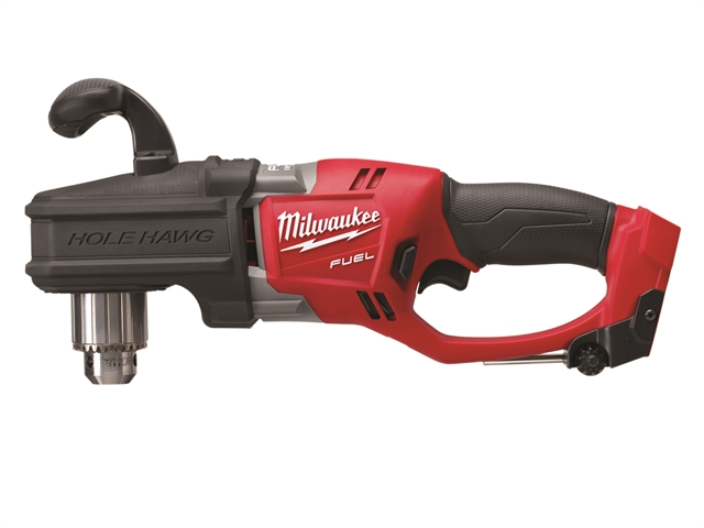 Thumbnail image of Milwaukee Power Tools M18 CRAD-0 FUEL™ Right Angle Drill 18V Bare Unit