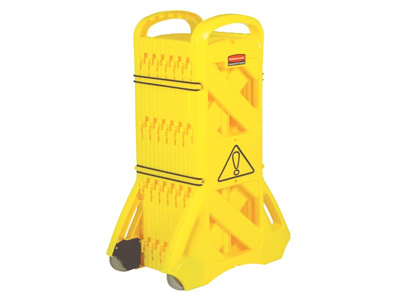 Thumbnail image of Miscellaneous 9S11 Portable Mobile Barrier Yellow