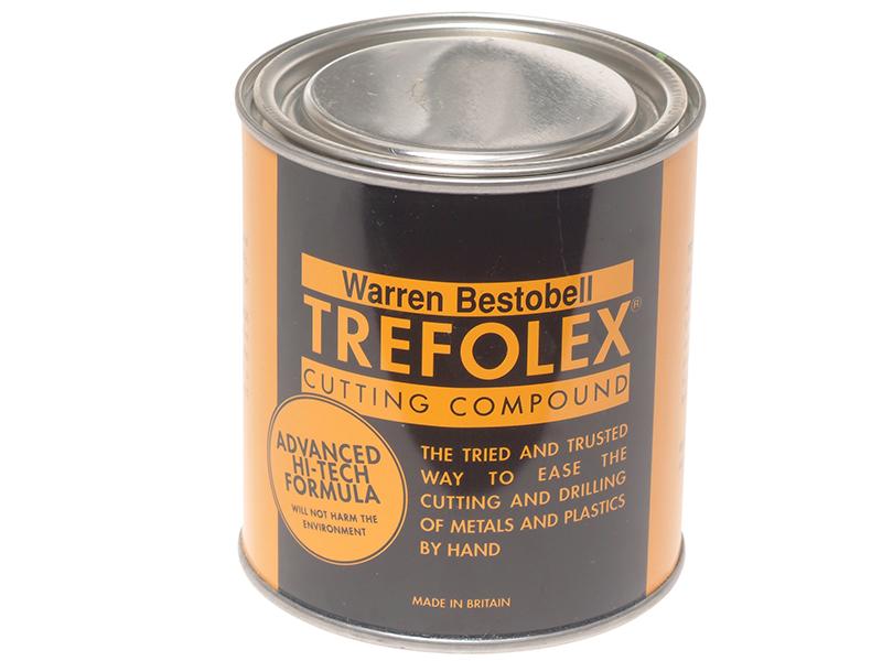 Thumbnail image of Miscellaneous W/B Trefolex Cutting Compound 500ml Tin