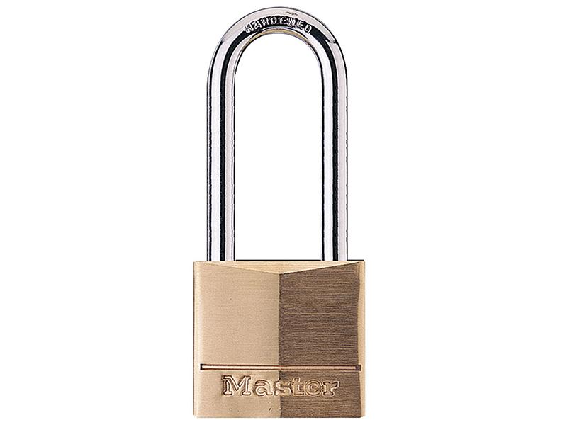 Thumbnail image of Master Lock Solid Brass 40mm Padlock 4-Pin