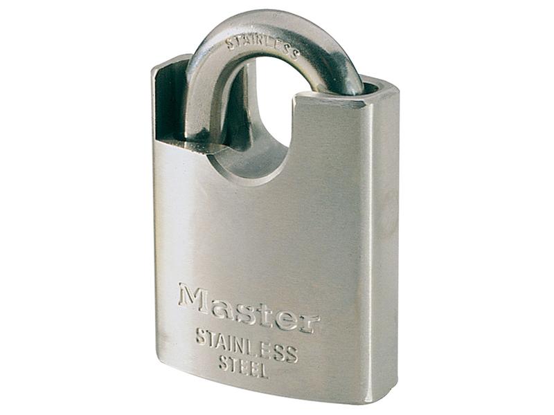 Thumbnail image of Master Lock Marine 50mm Padlock Shrouded Shackle