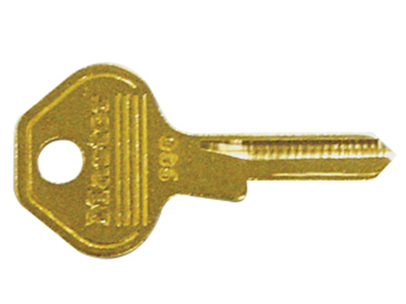 Thumbnail image of Master Lock K900 Single Keyblank