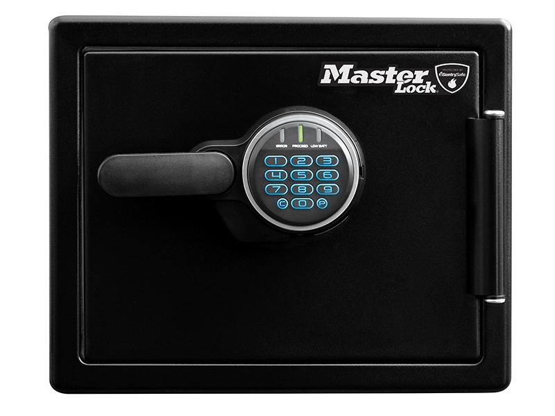 Thumbnail image of Master Lock Large Digital Fire & Water Safe