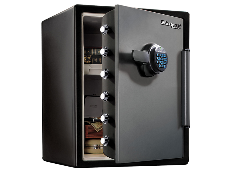 Thumbnail image of Master Lock XX-Large Digital Fire & Water Safe