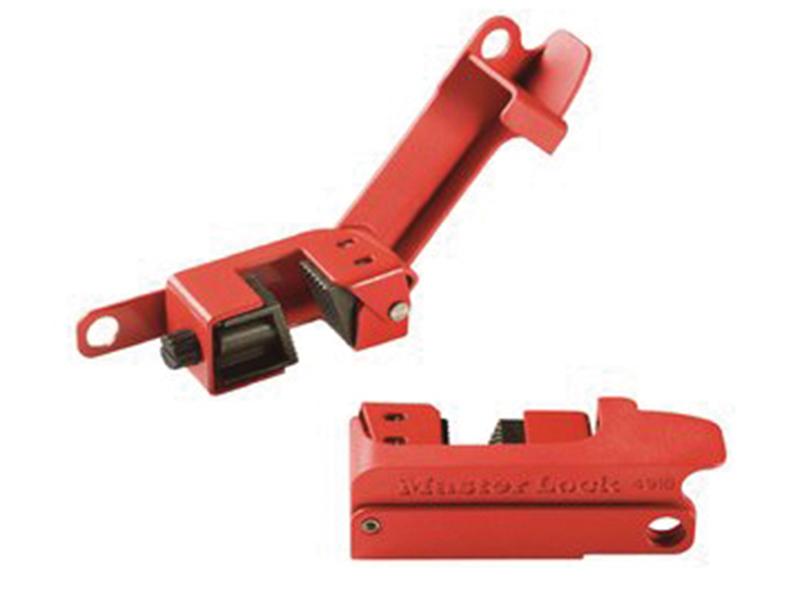 Thumbnail image of Master Lock Griptight Large Circuit Breaker Lockout