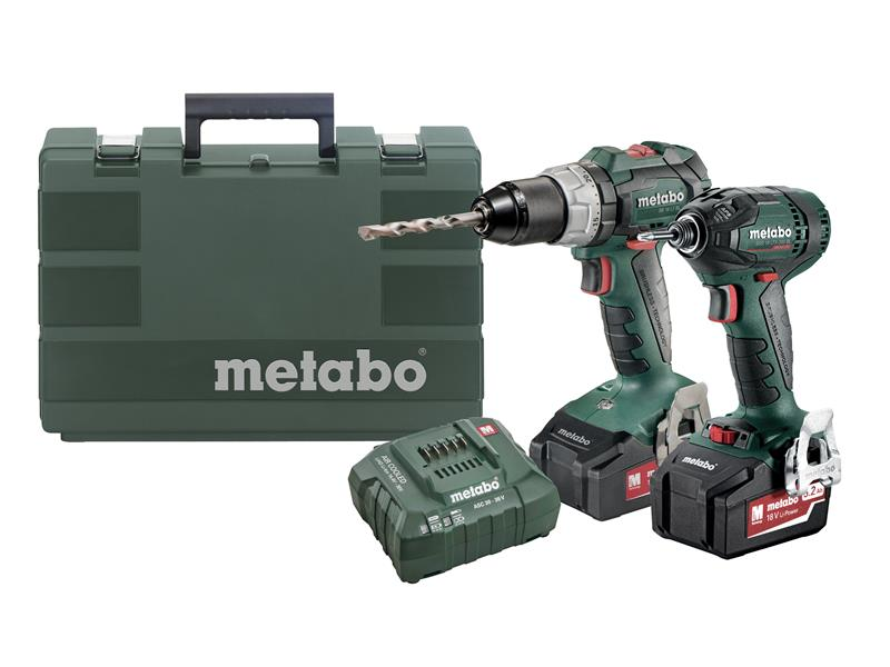 Thumbnail image of Metabo SB 18 LT BL Brushless Combi Drill 18V Bare Unit